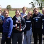 LCA girls win Tingley Invitational