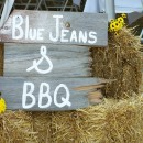 The first ever Blue Jeans & BBQ event to benefit Combined Community Services was held Saturday night at the new facility on Mariner Driver, Warsaw. (Photos by Stacey Page)