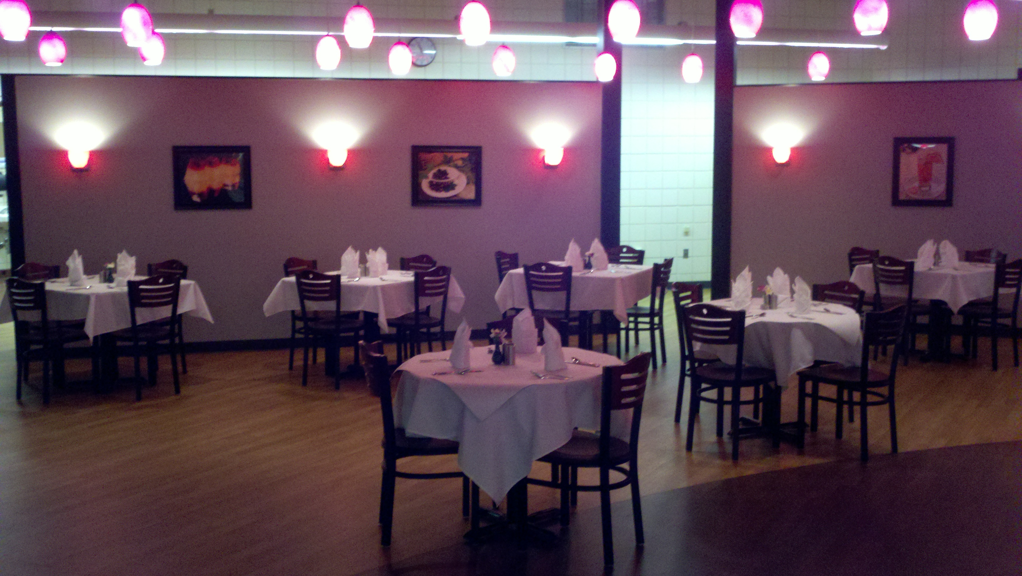 Blue apron restaurant - The Blue Apron Located Inside The Warsaw Area Career Center Is A Tapas Style Restaurant That Gives Students A Hands On Experience With Working In A