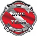 Fire dive team