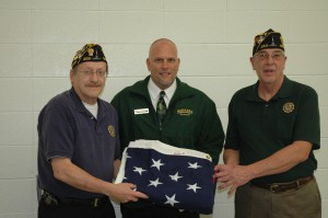 MJ Flag Dedication 1-23-13 ta