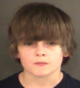 Paul Henry Gingerich was only 12 years old when he was sent to prison for conspiracy to commit murder. (File photo)