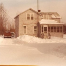Photo provided by Wendy Kimpel of her childhood home at Scott and Sheridan streets, Warsaw.