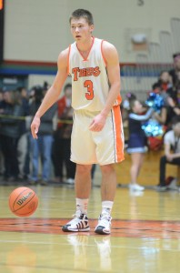 Warsaw senior Jared Bloom was the hero Tuesday night in a first-round sectional thriller.