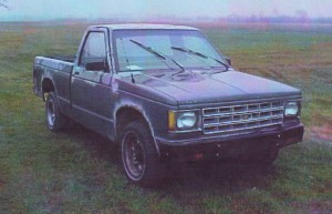 Heather Endicott drove her truck to Big Daddy's Sports Bar the night she went missing on Dec. 4, 2001. (Police file photo)