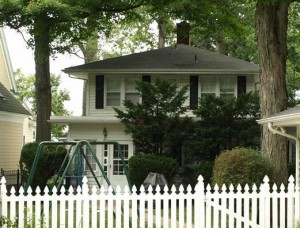 This cottage on Lake Wawasee, according to county records, is owned by Don and Marilyn Marsh.