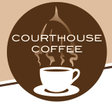 courthouse coffee logo