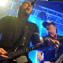 Sevendust headlined the stage at Club Fever last Friday night to a sold-out crowd. The band are planning a March release for its ninth studio album, Black Out The Sun. (Photos by Mike Deak)