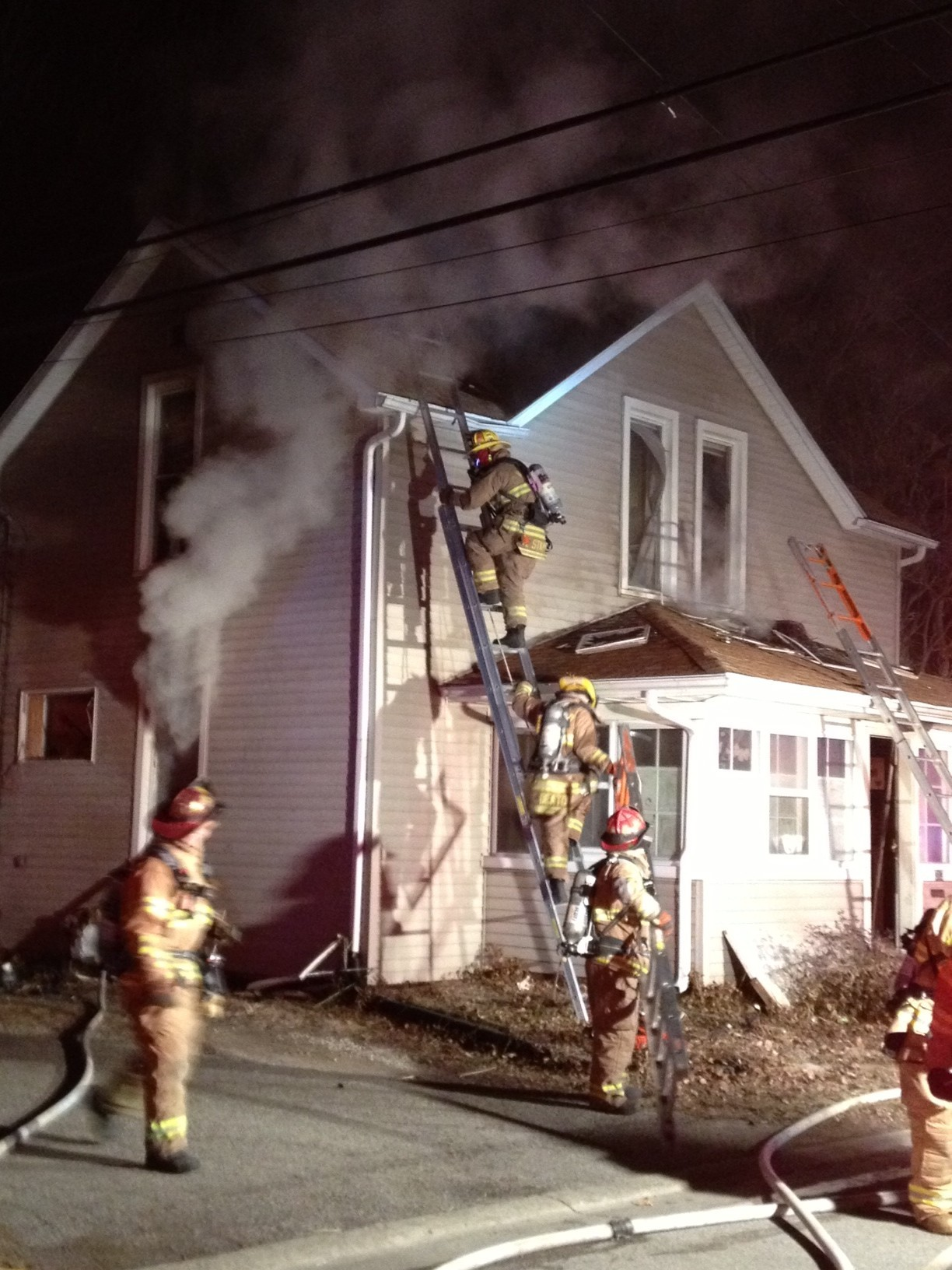 Warsaw House Fire