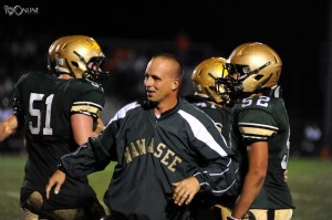Tom Wogomon has resigned as Wawasee High School football coach after six seasons.