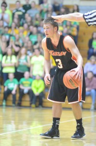 Senior Jared Bloom scored a career-high 33 points Saturday night to lead Warsaw past Northridge for the sectional title in Elkhart.