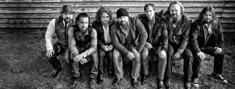 Photo courtesy of Zac Brown Band