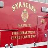 Syracuse ambulance