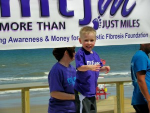 New Paris's Ethan Clem celebrated his birthday in Daytona Beach, with his buddy, Tommy.