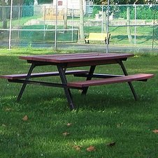 picnic table rental fee in winona lake