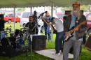 A Battle of the Bands is happening at the ABATE event for the Hoosier Burn Camp all day today.