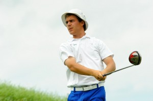 Triton's Ryan Rapp was the individual medalist with a 68.