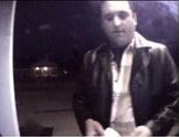 Police say Christopher Clapp was seen on surveillance video withdrawing money from an ATM with a stolen credit card.