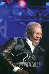BB King - photo