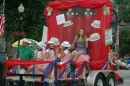 Second Place in Queen Conveyance