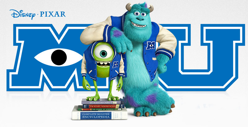 Handy Father review of Monsters University