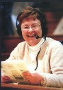 WRSW radio announcer Rita Price will be one of 19 inductees into the Kosciusko County Basketball Hall of Fame this Saturday night.