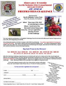 firefighters challenge