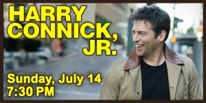 Harry Connick Jr - web banner 7 30