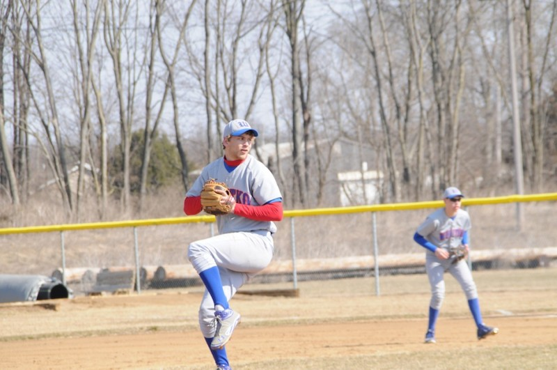 Alex Stoddard is the first Whitko baseball player in program history to earn All-State honors (Photo provided by Erik Hisner)