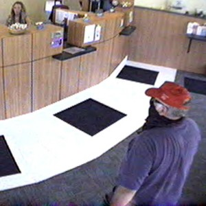bank robbery feature