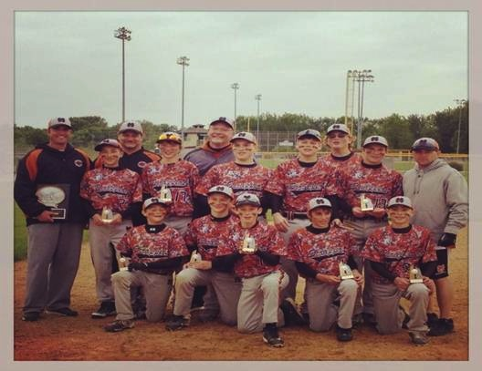 The 13U Michiana Scrappers are one of the area baseball teams entered in the BPA World Series set for Wednesday through Sunday at the CCAC in Warsaw (Photo provided by Stacey Morris)