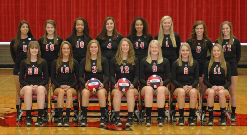 The Grace College volleyball team expects another successful season this fall (Photo provided by Grace College Sports Information Department)