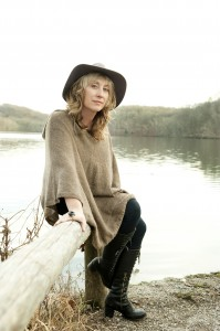 Folk/Americana artist, Amy Speace, brings her mellow, heartfelt songs to Ceruleans and Ignition this weekend. (Photo by Gina Binkley)