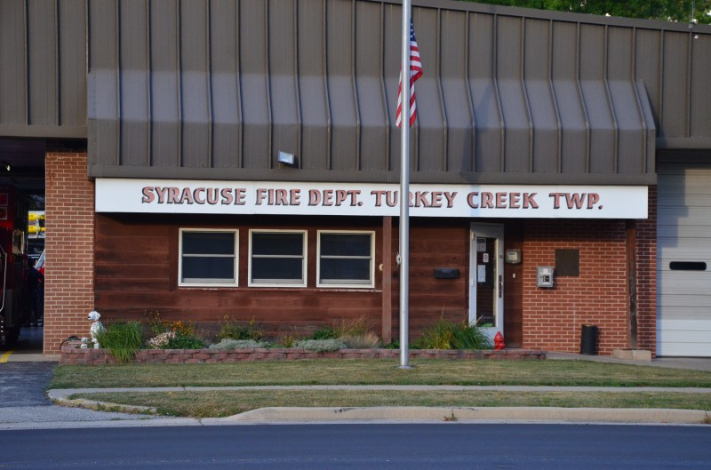 Syracuse fire station