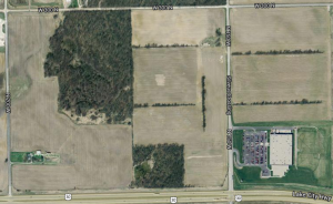 More than 90 acres of land west of Ivy Tech and bordered by U.S. 30 and CR 200 West, is planned for the Warsaw Technology Park.