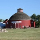 Amish Acres Round Barn
