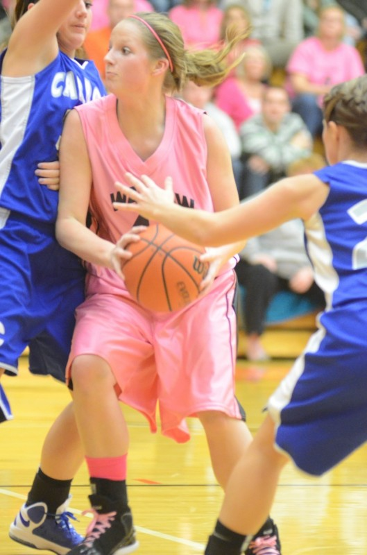 Warsaw's Nikki Grose returns for her senior season as one of the top players in the area. The Tigers, who won sectional and regional championships last season, begin practice today for the 2013-14 campaign.