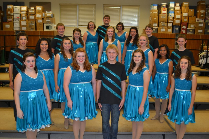 For the fall concert, Vocal Motion, pictured, will be joined by the eighth grade choir, consisting of Milford School and Wawasee Middle School students, the Advanced Chorus and the Beginning Chorus. Pictured in the first row, from left, are Amanda Bradley, Kaylee Nelson, Tristin Beery, Ashleigh Frecker and Melodie Jones. In the second row are Jesus Brito, Tiarra Culp, Taylor Heck, Allyson Weaver, Priscilla Par and Jacob Heath. The third row is comprised of Ethan Wright, Kendra Marsh, Allison Harney, Emily Jones and Braxton Oberg. In the back are Sabrina Hamilton, Joshua Collins and Kira Bailey. (Photo by Dani Molnar)