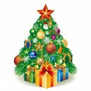 8367133-illustration-christmas-tree-with-gift-box-and-balls-decoration