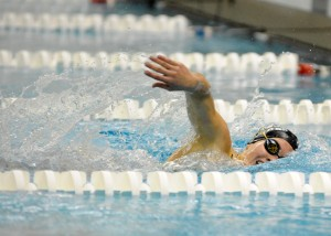Bre Robinson again paced Wawasee with freestyle wins, taking both the 100 and 200 freestyles against Concord.