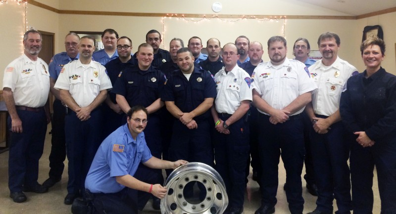 2013 Syracuse Fire & EMS Awards Photo