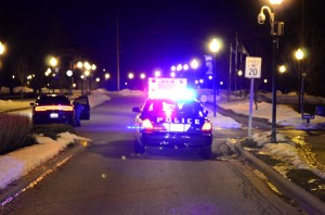 Warsaw Police, fire and Multi-Township EMS were called to Central Park late Friday night amid a 911 call reporting a shooting. The incident was determined to be unfounded.