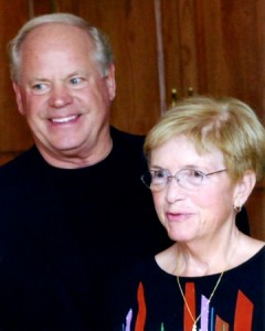 Mike and Sandy Jarvis
