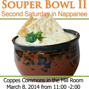 SOUPER BOWL II Second Saturday