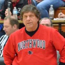 NorthWood head coach Steve Neff advanced to his third consecutive sectional title with his team's win over Tippecanoe Valley. (Photos by Nick Goralczyk)