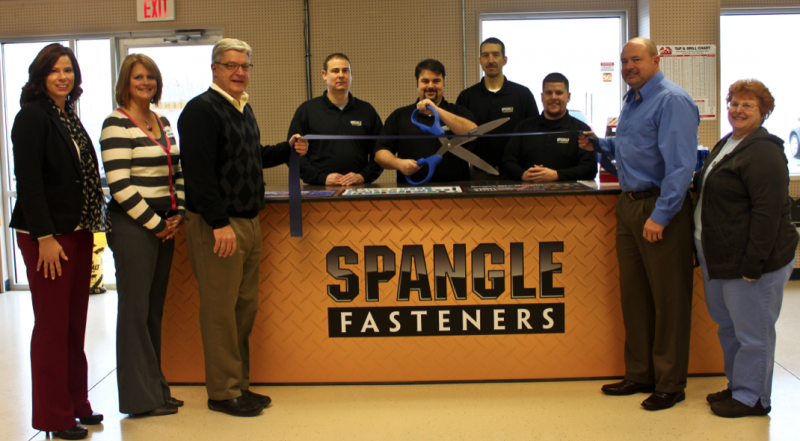 Spangle Fasteners