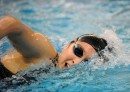 Warsaw senior Cynthia Juarez is making a second-straight appearance at state in the 500 freestyle.