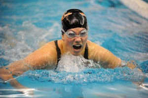 Warsaw senior Ashley Van Wormer will take a third crack at making day two in the breaststroke.