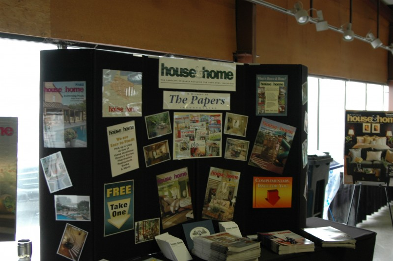 BAKFC Home & Outdoor Show The Papers