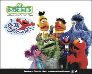 Sesame Street Cant Stop Singing